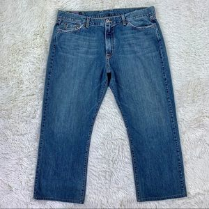 Men's Lucky Brand Relaxed Boot Jeans 40 x 30